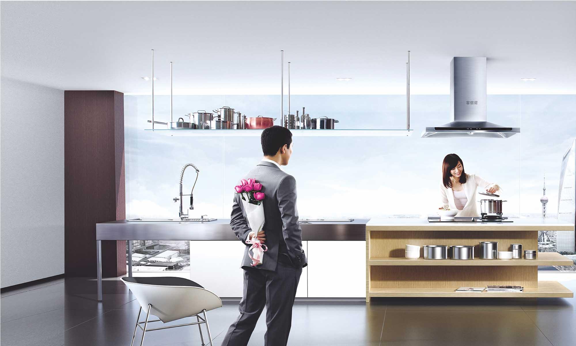 华太品牌厨卫电器