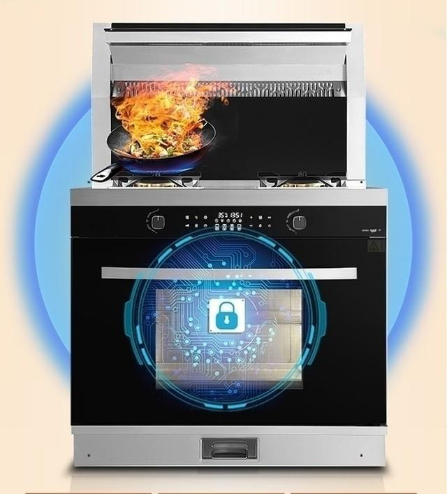 华太集成灶八重防护,让厨房安全更上一层楼